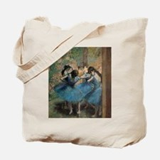 Cute Ballerina Tote Bag