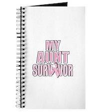 My Aunt is a Survivor Journal