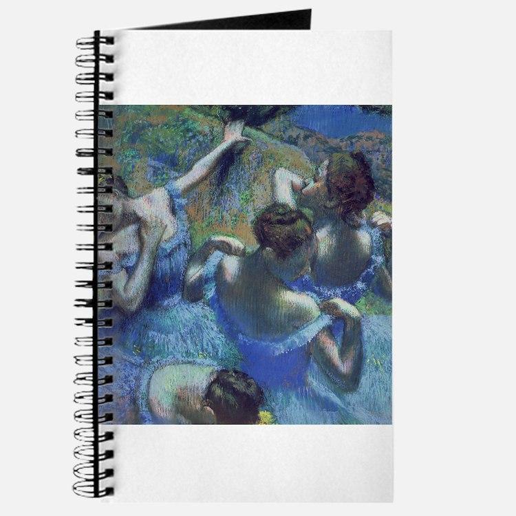 Cute Degas Journal