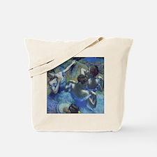 Cute Dega Tote Bag