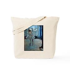 Unique Ballet degas Tote Bag