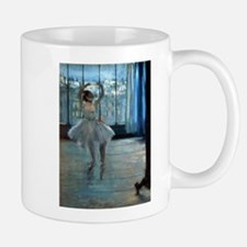 Dancer in Front of a Window by Edgar Degas Mugs