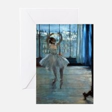 Cool Ballerinas Greeting Cards (Pk of 10)