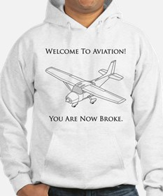 Welcome To Aviation! Hoodie