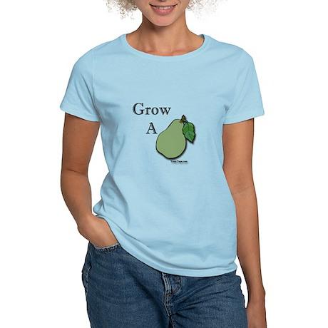 Grow a Pair (Pear!) Women's Light T-Shirt
