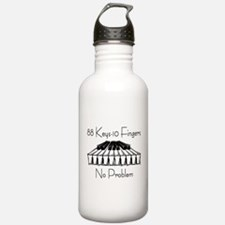 Piano Water Bottle