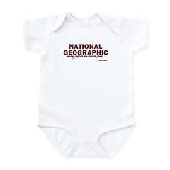Inspiring People Infant Bodysuit