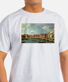 View of the Canal of Santa Chiara, Venice by Canal