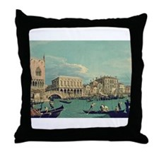 Cute Venetian Throw Pillow
