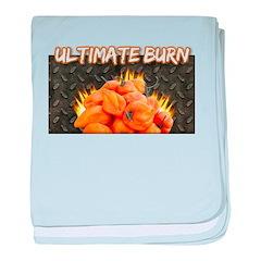 Ultimate Burn baby blanket