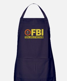 FBI Federal Bureau of Investigation Apron (dark)
