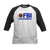 Fbi Baseball Jersey