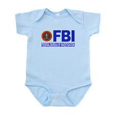 FBI Federal Bureau of Investigation Infant Bodysui