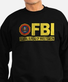 FBI Federal Bureau of Investigation Sweater