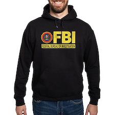 FBI Federal Bureau of Investigation Hoodie