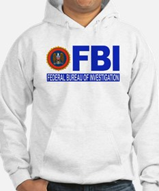 FBI Federal Bureau of Investigation Jumper Hoodie