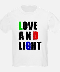 Love and Light T-Shirt