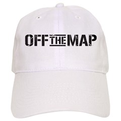 Off the Map Baseball Cap