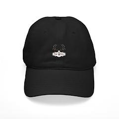 Bow hunter,deer skull Baseball Hat