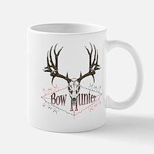 Bow hunter,deer skull Mug