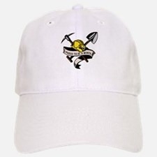 coal miner mining Baseball Baseball Cap