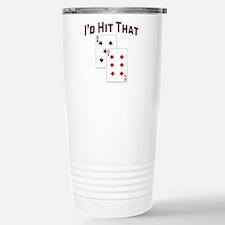 I'd hit that Stainless Steel Travel Mug