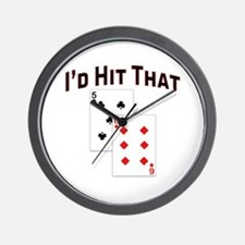 I'd hit that Wall Clock