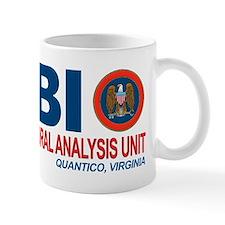 Criminal Minds FBI BAU Small Mugs