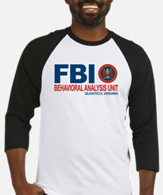 Criminal Minds FBI BAU Baseball Jersey