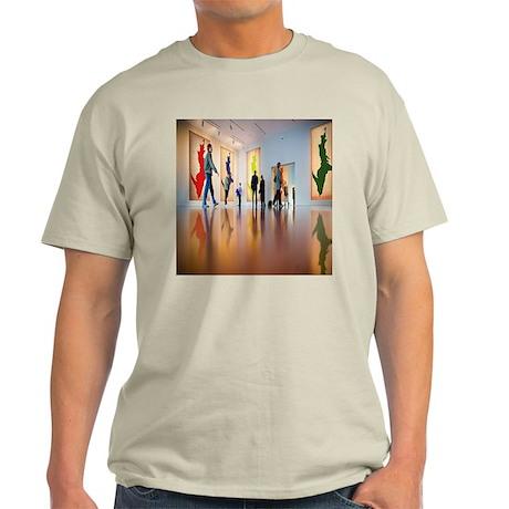 U.P. At The MoMA Light T-Shirt