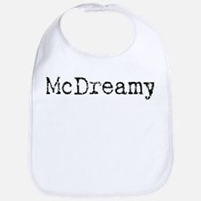 McDreamy Bib