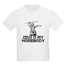 Zeus is my Homeboy T-Shirt