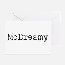 McDreamy Greeting Cards (Pk of 10)
