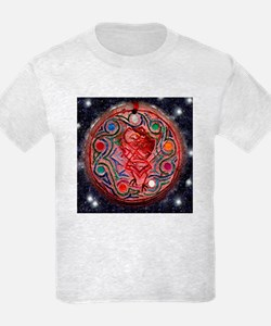 Bird-Mask Dancer T-Shirt