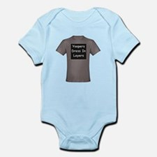 Yoopers Dress In Layers Infant Bodysuit
