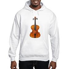 violin Hoodie
