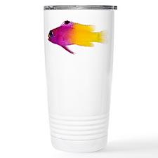 Gramma Loreta Adult Fish Stainless Steel Travel Mu