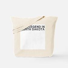 I'm a Legend in North Dakota Tote Bag