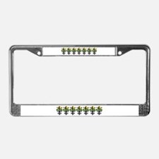 Fat Tuesdays License Plate Frame