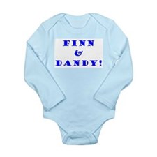 Finland % Finnish Pride Long Sleeve Infant Bodysui