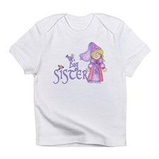 Princess Big Sister Infant T-Shirt
