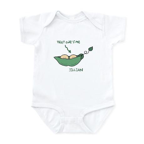That one's me (Jillian) custom Infant Bodysuit