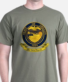 Oregon Seal T-Shirt