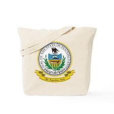 Pennsylvania Seal Tote Bag