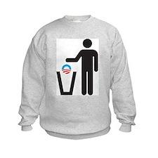 Dump Obama Sweatshirt