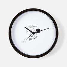 LDS Church Wall Clock