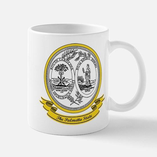 South Carolina Seal Mug
