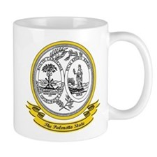 South Carolina Seal Mug