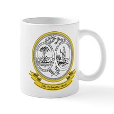 South Carolina Seal Small Mug