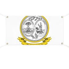 South Carolina Seal Banner